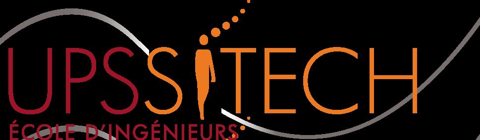 Logo de l'UPSSITECH, école d'ingénieurs interne