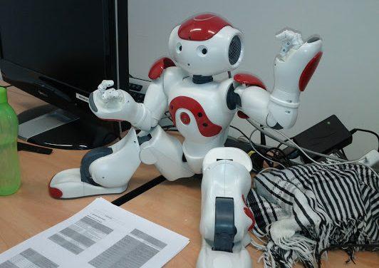 PGE 2011 – SysCARE – Système de communication et d'assistance robotisée